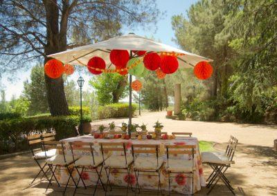 Catering para Cumpleaños Madrid